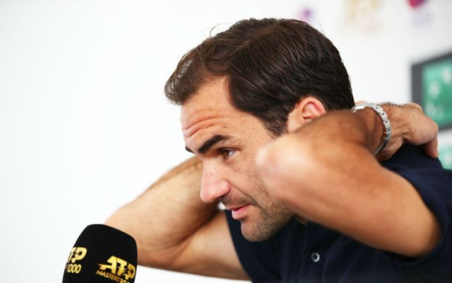 Roger Federer: I'm surprised how easy it was to move from hard to clay