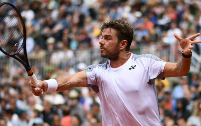 Stan Wawrinka Continues his performance on Roland Garros