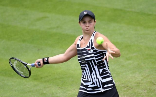 Ashleigh Barty: I need to work a lot