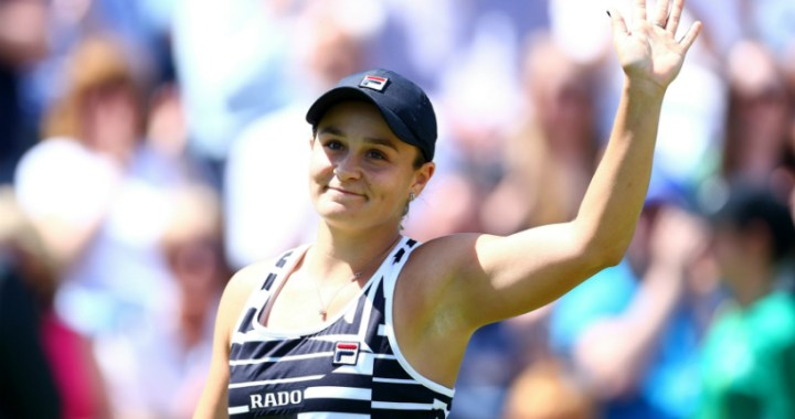 Ashleigh Barty wins Birmingham tournament