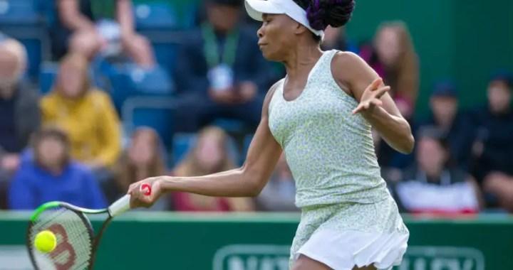 Birmingham. Venus Williams will fight Jiang Wang for reaching the quarter-finals