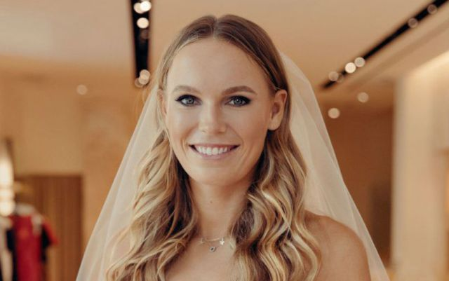 Caroline Wozniacki's wedding took place at Castiglion del Bosco.