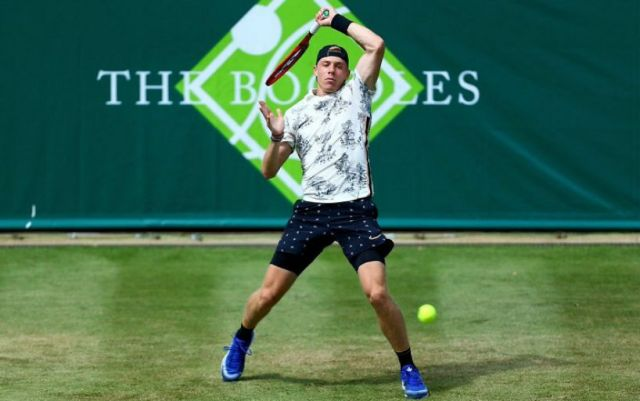 """Denis Shapovalov: All young players want to win on the """"Slam"""""""