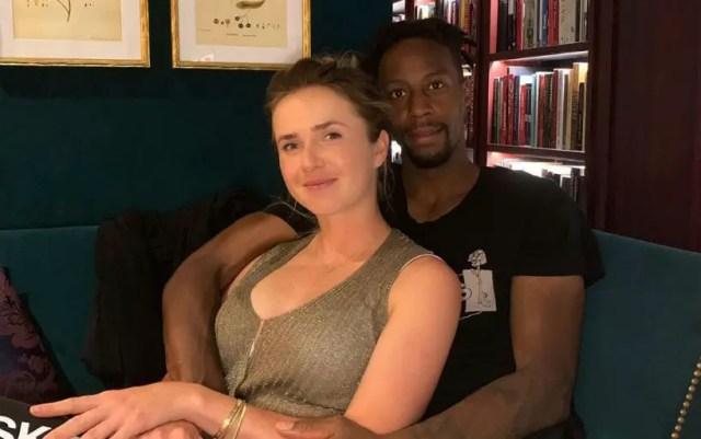 Elina Svitolina and Gael Monfils resume sharing on Instagram
