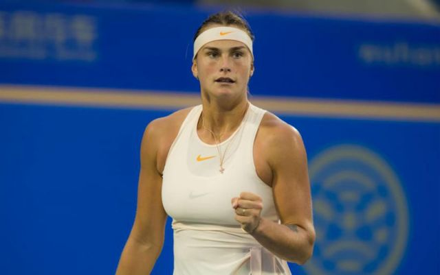 Hertogenbosch. Aryna Sabalenka lost the 214th World No. in the first round of the competition