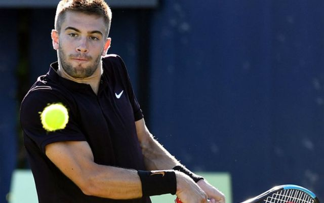 Hertogenbosch. Borna Coric lost in the semifinals