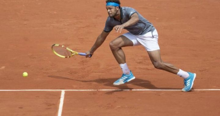 Jo-Wilfried Tsonga: I have no goals for the grass season