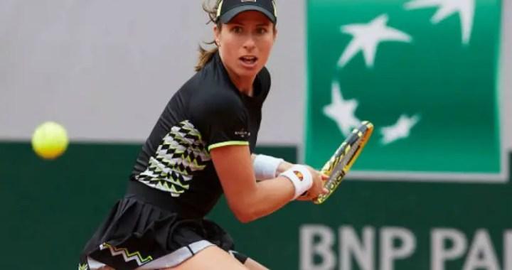 Johanna Konta: Vondrousova can read the game very well