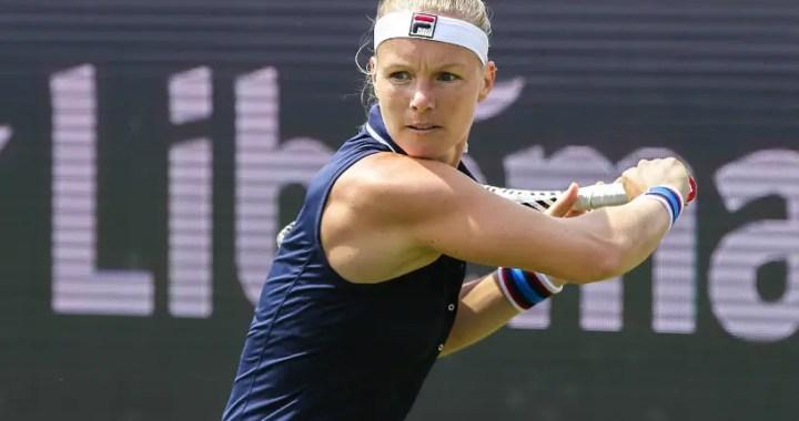 Kiki Bertens: Vikhlyantseva playing on grass is great
