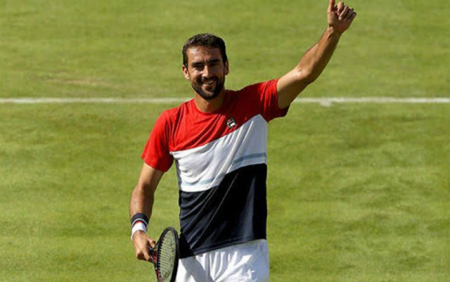 Marin Cilic continues to perform in London