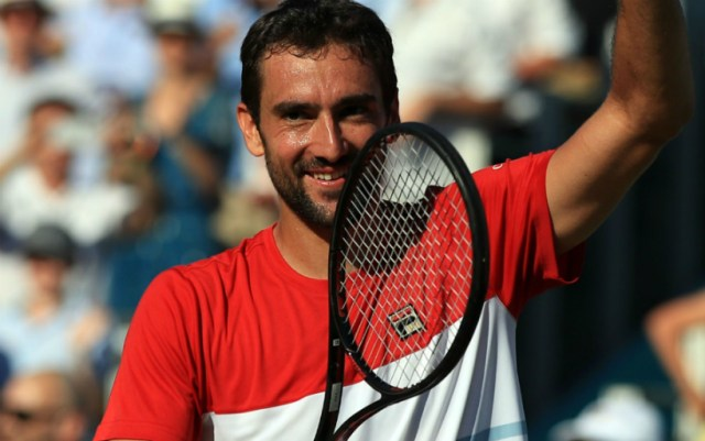 Marin Cilic: Guys with powerful serve like me are always dangerous on the grass