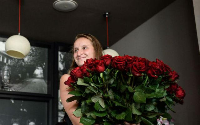 Marketa Vondrousova: I have never received a hundred roses as a gift in my life