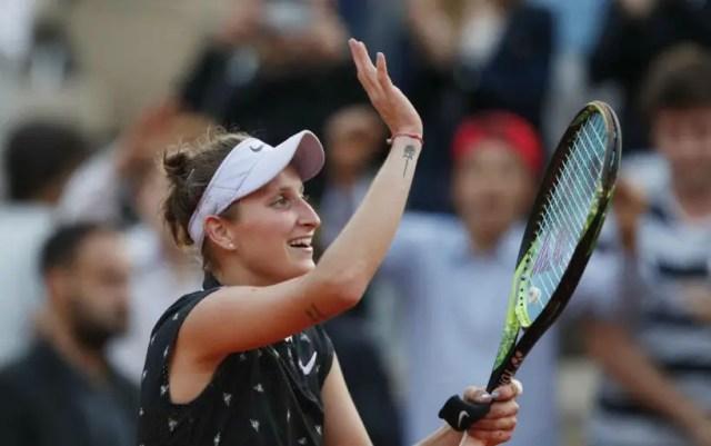 Marketa Vondrousova will compete for the main trophy French Open