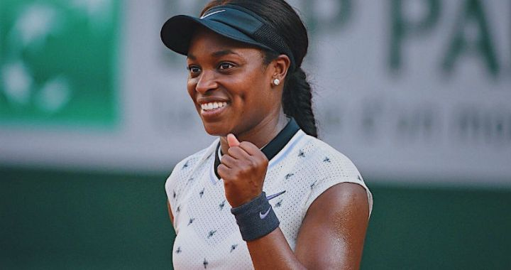 Sloane Stephens: You need to respect your rivals