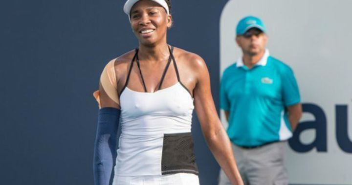 Venus Williams: If Serena allows, I will play together with Dart