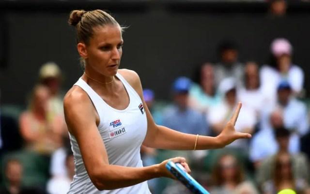 Karolina Pliskova became the participant of the third round of Wimbledon