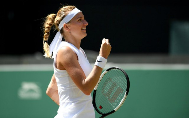 Petra Kvitova: I find it difficult to find a topic for conversation