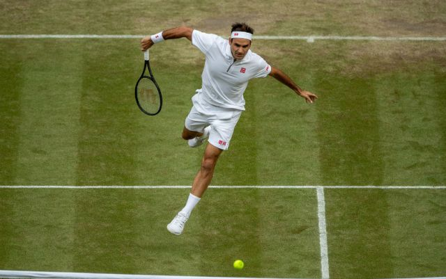 Roger Federer becomes Wimbledon semi-finalist for the 13th time