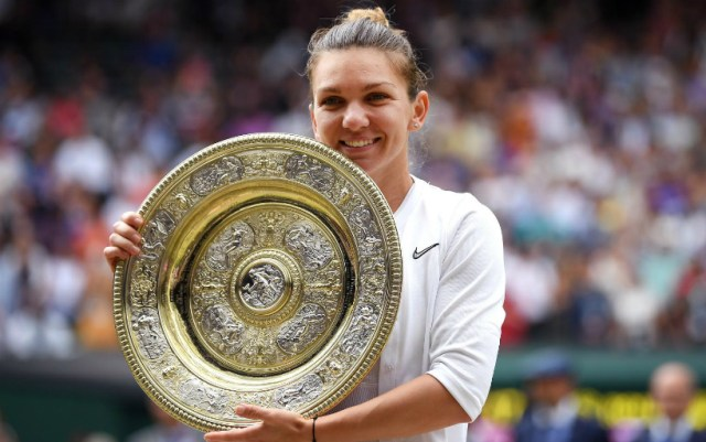 Simona Halep: I understood that in the final I do not have time for emotions