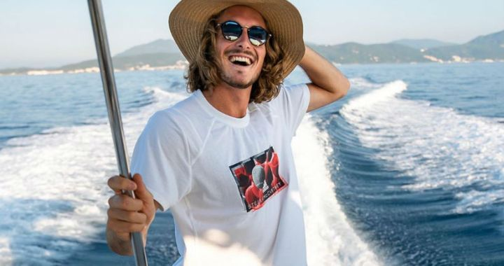 Stefanos Tsitsipas can become the face of New Balance