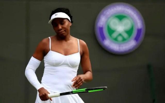 Venus Williams: I plan to play at Wimbledon next year