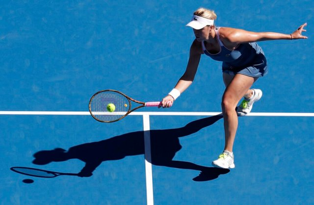 Anastasia Pavlyuchenkova is working with a new coach