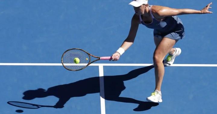 Anastasia Pavlyuchenkova is working with a new coach