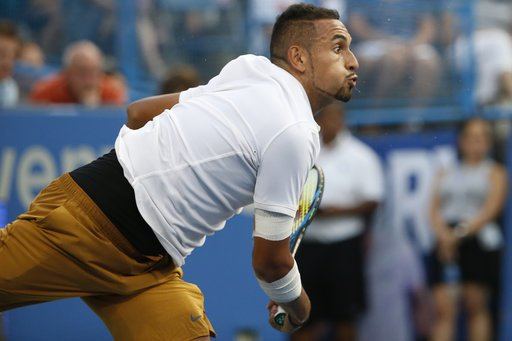 Nick Kyrgios: Karen is a very strong player, but he is still young
