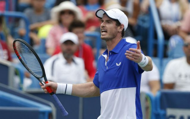 Andy Murray: You cannot succeed unless you think about the result at all.