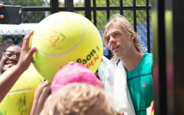 Denis Shapovalov: I feel fresh and ready to fight
