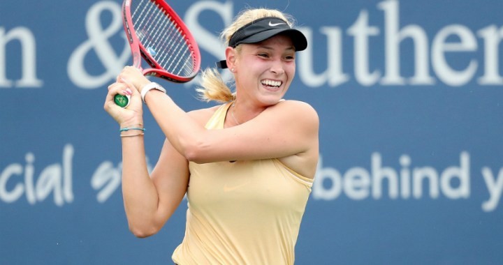 Donna Vekic: I knew that Azarenka would fight until the very end