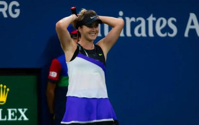 Elina Svitolina: Never played with Yastremska