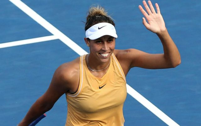 Madison Keys became the champion in Cincinnati