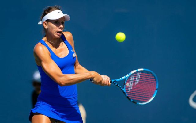Magda Lynette became the champion of the tournament in New York