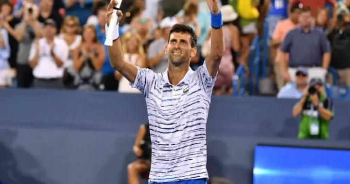 "Novak Djokovic became semi-finalist of ""Masters"" in Cincinnati"