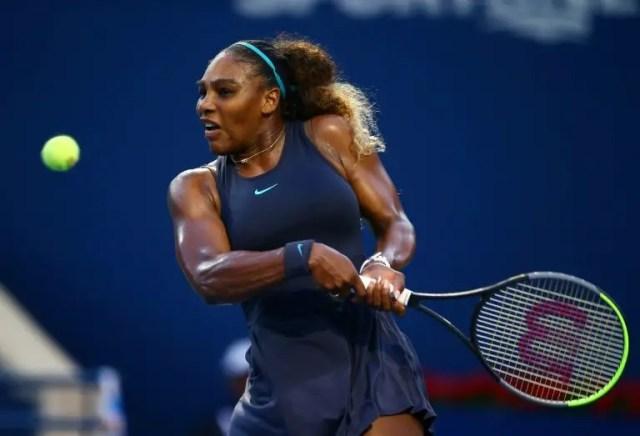 Serena Williams Continues Toronto Performance