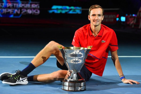 Daniil Medvedev: I proved everything to everyone