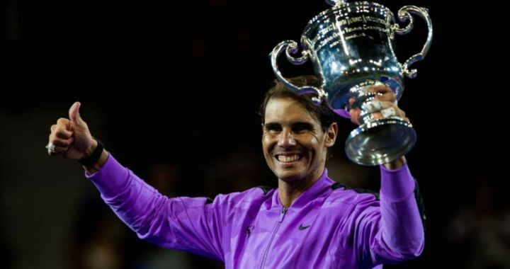 Rafael Nadal: I play because I like tennis