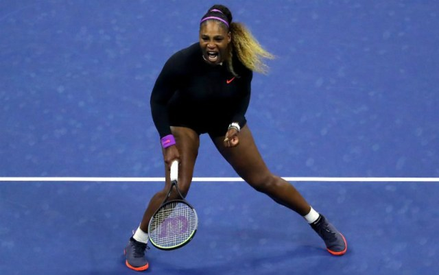 Serena Williams: Elina knows how to fight