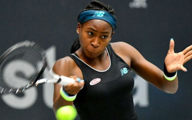 Cori Gauff: You understand that I am not writing all these articles about my successes?