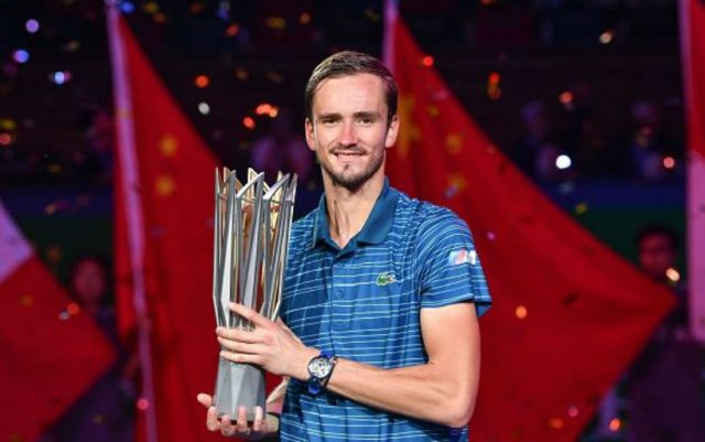 Daniil Medvedev: I am grateful to everyone for their support