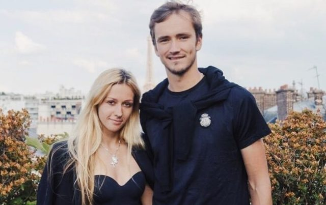 "Daniil Medvedev wife: How marriage is helping him to ""play better"""