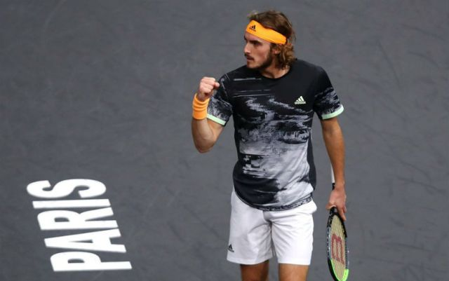 Stefanos Tsitsipas surpasses the achievement of Federer and Medvedev