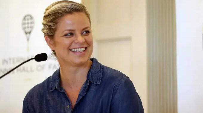 Kim Clijsters: I just wanna play tennis