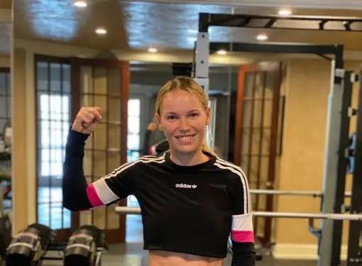 Caroline Wozniacki: I never liked diets