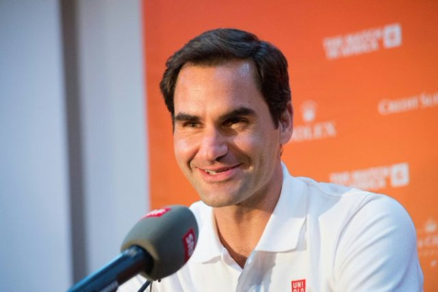 Roger Federer Suggests Merging Men's and Women's Tours