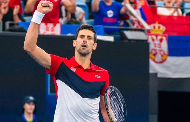 Novak Djokovic described the saddest moment of his career