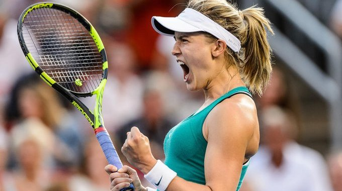 Eugenie Bouchard: During the quarantine, I began to master the piano.