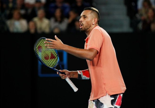 Nick Kyrgios: I don't plan on playing in Europe.