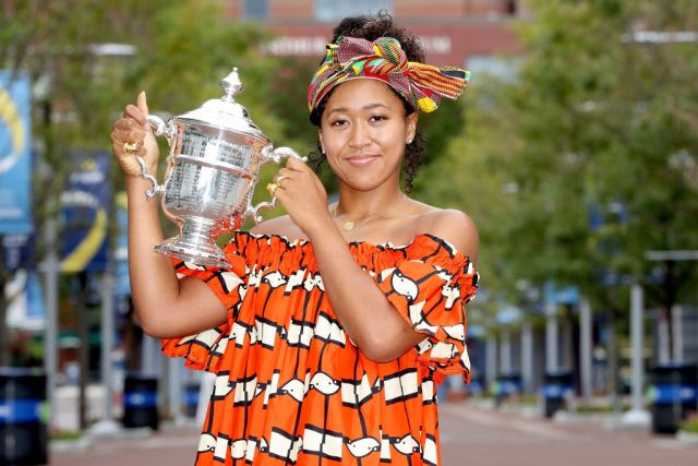 Naomi Osaka: This US Open has taught me a lot.